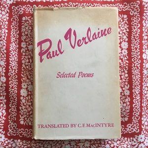 1948 Edition Paul Verlaine: Selected Poems
